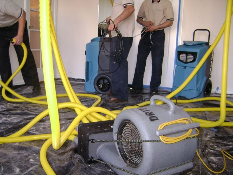 Tips for Choosing the Right Water Damage Restoration Company