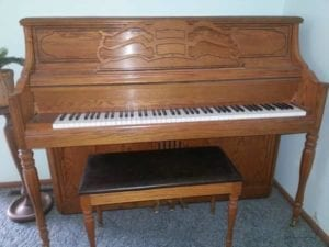 Piano Removal Lithonia