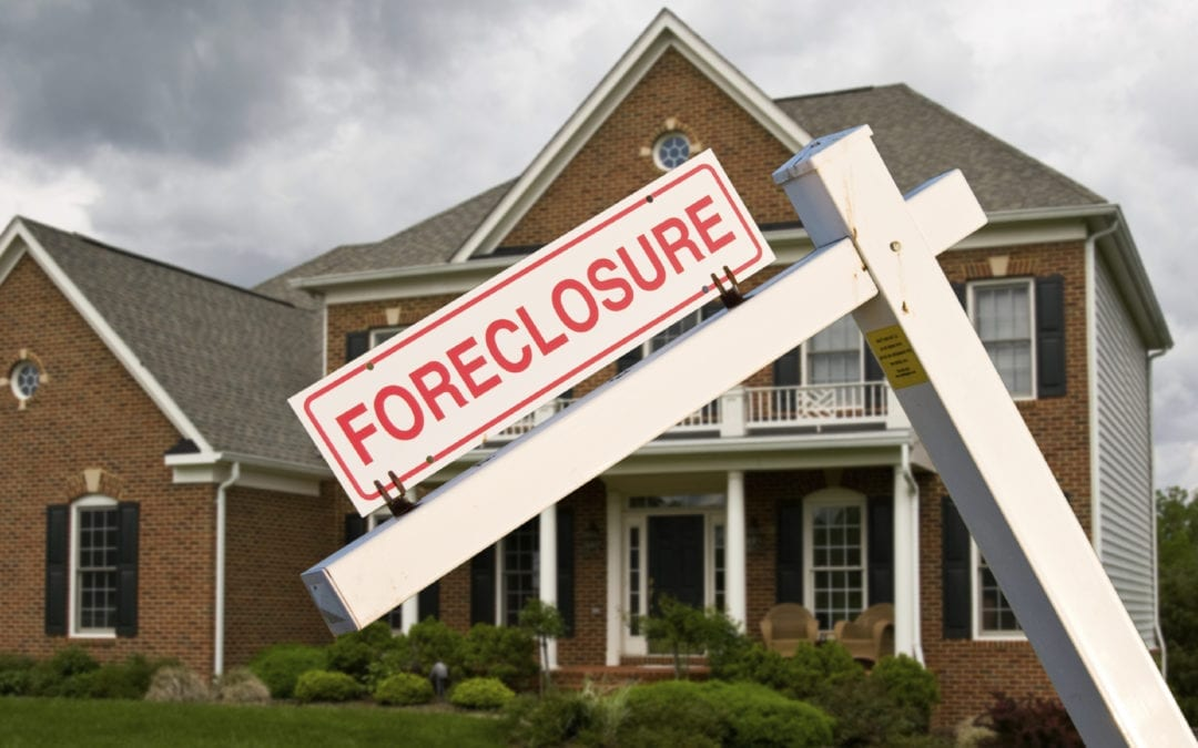 Negative to Positive: Foreclosure Clean-Up