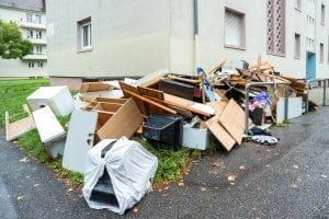 Junk Removal in Regal Estates GA